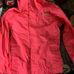 Girls north face size 10/12